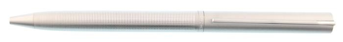 X-Pen Ballpoint pen, Slim series Satin chrome