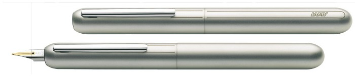 Lamy Fountain pen, Dialog 3 series Palladium