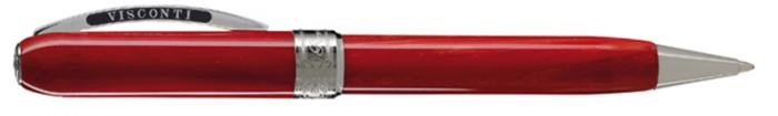 Visconti  Ballpoint pen, Rembrandt serie Red
