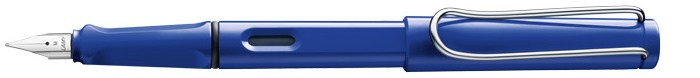 Lamy Fountain pen, Safari series Blue (Without pump)