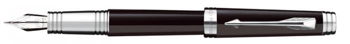 Parker  Fountain pen, Premier serie Black ST