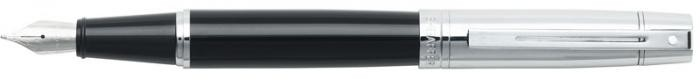 Stylo plume Sheaffer, série Gift collection 300 Noir/Chrome Ct