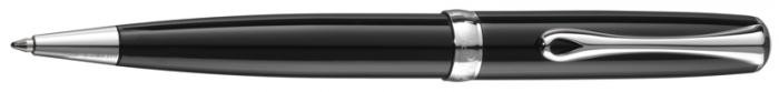 Diplomat  Ballpoint pen, Excellence B serie Black CT
