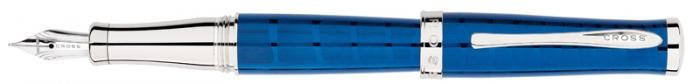 Cross Fountain pen, Sauvage serie Blue