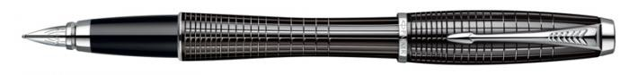 Parker Fountain pen, Urban Premium series Black Lacquer CT