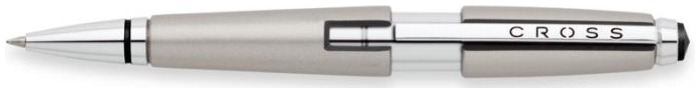 Cross Retractable Roller ball, Edge series Titanium