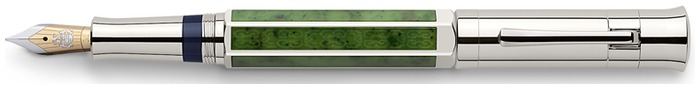 Faber-Castell, Graf von Fountain pen, Pen of the Year 2011 serie Green