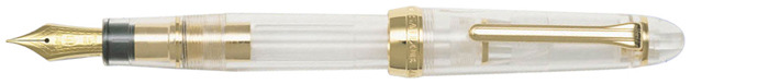 Stylo plume Sailor pen, série 1911 Transparent Gt standard
