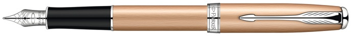 Parker  Fountain pen, Sonnet serie Pink Gold CT
