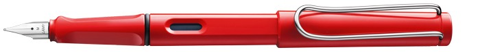 Lamy Fountain pen, Safari series Red (Without pump)