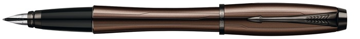 Parker Fountain pen, Urban Premium series Metalized Matte brown BKT
