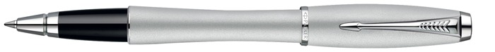 Parker Roller ball, Urban series Matte Satin chrome