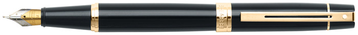 Stylo plume Sheaffer, série Gift collection 300 Noir Gt