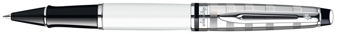 Waterman  Roller ball, Expert New Generation series White/Chrome Ct