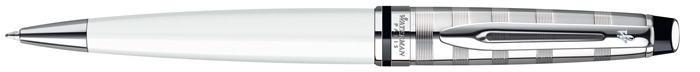 Waterman  Ballpoint pen, Expert New Generation series White/Chrome Ct