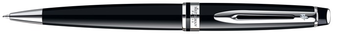Waterman  Ballpoint pen, Expert New Generation series Black Laquer Ct