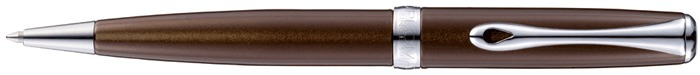 Diplomat  Ballpoint pen, Excellence A serie Brown CT