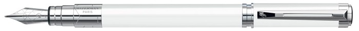 Stylo plume Waterman , série Perspective Blanc CT