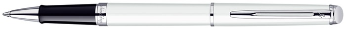 Waterman Roller ball, Hémisphère New Generation series White CT