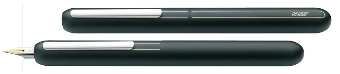 Lamy Fountain pen, Dialog 3 series Matt black