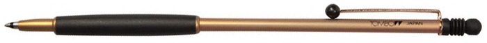 Tombow Ballpoint pen, Zoom 707 Limited Edition series Bronze