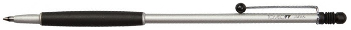 Tombow Ballpoint pen, Zoom 707 Limited Edition series Silver