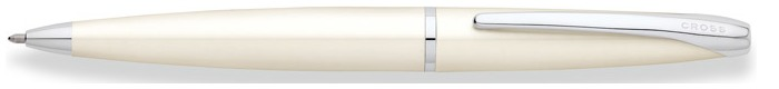Cross Ballpoint pen, ATX series Pearlescent White