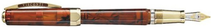 Visconti  Fountain pen, Opera Master Demo Limited Edition (2008) series Amber