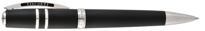 Visconti Ballpoint pen, Homo Sapiens series Black Ct
