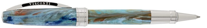 Visconti Roller ball, Van Gogh Impressionist's series Cyan (Portrait Blue)
