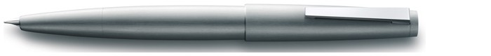 Lamy  Fountain pen, 2000  series Brush steel