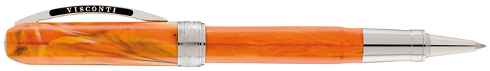 Visconti  Roller ball, Rembrandt series Orange