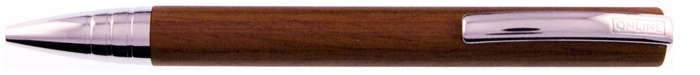 Online Ballpoint pen, Vision nature series Brown