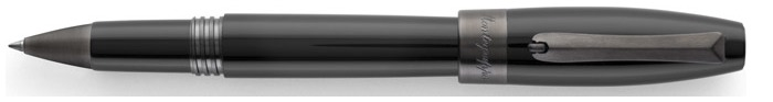 Montegrappa  Roller ball, Fortuna series Black/Gun metal