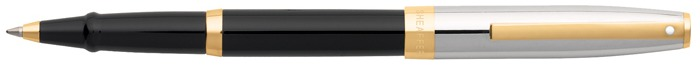 Sheaffer Roller ball, Sagaris series Black/Chrome GT