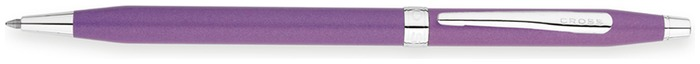 Cross Ballpoint pen, Century Colors series Violet