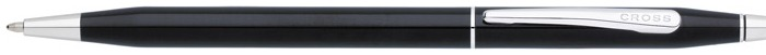 Cross Ballpoint pen, Classic Century series Black Lacquer CT