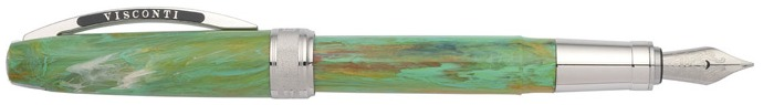 Visconti Fountain pen, Van Gogh Impressionist's series Light green (Irises)