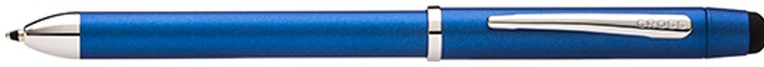 Cross Multifunction pen, Tech-3 series Metallic Blue with stylus