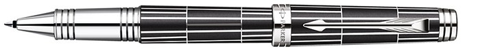 Parker Roller ball, Premier Luxury series Black ST