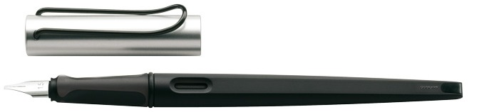 Lamy Fountain pen, Joy series Black/Aluminium