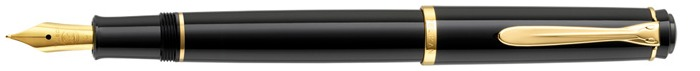 Pelikan Fountain pen, P200 series Black GT