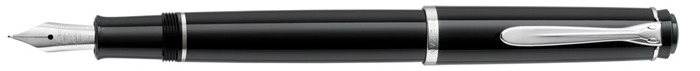 Pelikan Fountain pen, P205 series Black CT