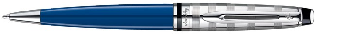 Waterman Ballpoint pen, Expert New Generation series Blue Obsession