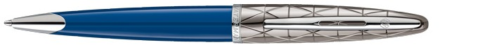 Waterman Ballpoint pen, Carène Deluxe Contemporary series Blue Obsession