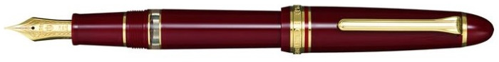 Stylo plume Sailor pen, série 1911 Marron Gt Large Realo