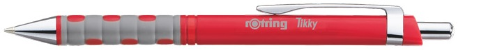 Rotring Ballpoint pen, Tikky series Red