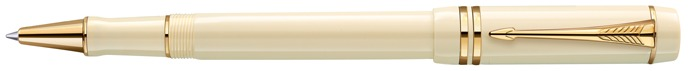 Parker Roller ball, Duofold series Ivory GT