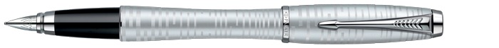 Parker Fountain pen, Urban Premium series Silver-Blue pearl CT