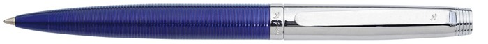 X-Pen Ballpoint pen, Genesis series Blue/Chrome